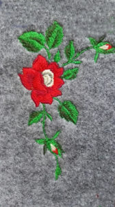 góralskie hafty