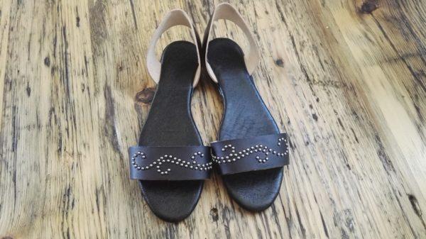 Sandały z góralskimi ćwiekami